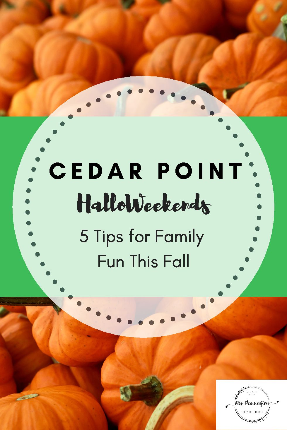 Cedar Point: 5 Fantastic Tips for Family Fun This Fall
